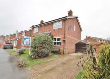 Thumbnail 3 bed semi-detached house for sale in Westfield Road, North Duffield, Selby