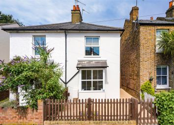 Thumbnail 2 bed semi-detached house for sale in School Road, East Molesey