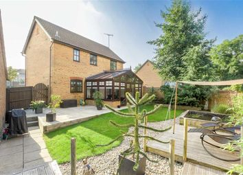 Thumbnail 3 bedroom detached house for sale in Wolfscote Lane, Emerson Valley, Milton Keynes, Bucks