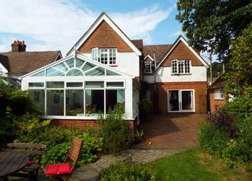 Thumbnail 5 bed detached house for sale in Church Road, Shedfield, Southampton