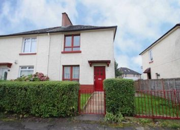Thumbnail 2 bed semi-detached house for sale in Earn Street, Riddrie, Lanarkshire