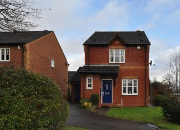 Thumbnail 3 bed detached house for sale in Lowfield Lane, Brockhill, Redditch