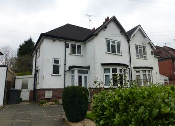 Thumbnail 3 bed semi-detached house for sale in Plymouth Road, Southcrest, Redditch