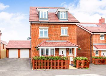 Way Field Close, Botley, Southampton SO32. 4 bed detached house
