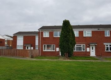 Thumbnail 3 bedroom terraced house to rent in Longbeck Way, Thornaby