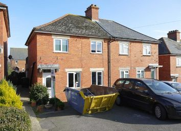 Thumbnail 3 bed semi-detached house for sale in School Hill, Weymouth, Dorset