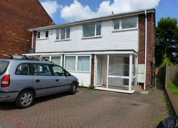 Thumbnail 2 bed flat to rent in Carlyle Road, Edgbaston, Birmingham