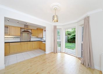 Thumbnail 4 bed town house to rent in Russell Close, Regency Quay, Chiswick