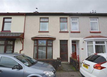 Thumbnail 3 bed terraced house for sale in Tudor Terrace, Aberdare, Rhondda Cynon Taff