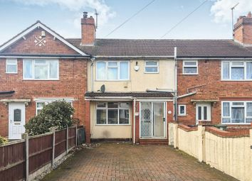 Thumbnail 3 bed property to rent in Willenhall Street, Darlaston, Wednesbury