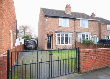 Thumbnail 2 bed semi-detached house for sale in High Street, Norton, Doncaster