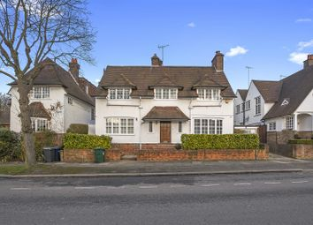 Thumbnail 4 bed detached house for sale in Hampstead Way, London