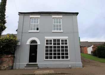 Thumbnail 3 bed detached house for sale in High Street, Ibstock