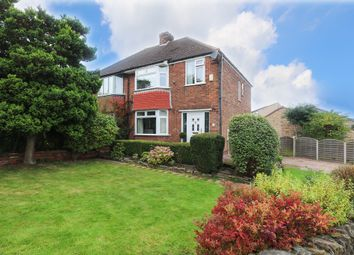 Thumbnail 3 bed semi-detached house for sale in Prospect Road, Bradway, Sheffield