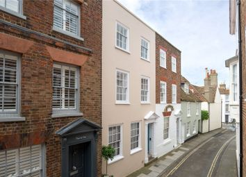 Thumbnail 4 bed terraced house for sale in Farrier Street, Deal, Kent