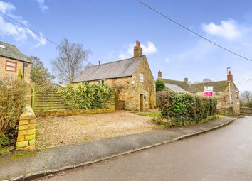 Thumbnail 2 bed detached house for sale in Caistor Road, Gretton, Corby