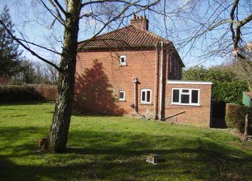 Thumbnail 2 bedroom property to rent in Hoe, Dereham