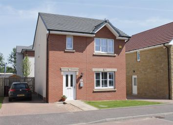 Thumbnail 3 bed detached house for sale in Castlemains Crescent, Uddingston, Glasgow