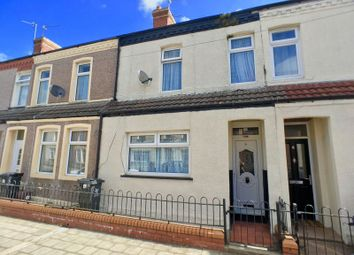 Thumbnail 2 bed terraced house for sale in Somerset Street, Grangetown, Cardiff