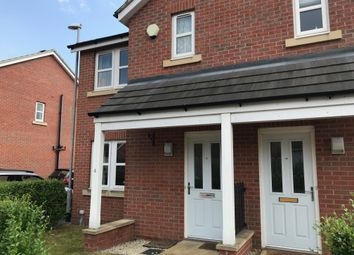 3 bed semi-detached house to rent in Bentley Mews, Meanwood, Leeds, Meanwood LS6