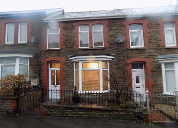 Thumbnail 3 bed terraced house for sale in Penhydd Street, Pontrhydyfen, Port Talbot, Neath Port Talbot.
