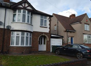 Thumbnail 3 bed semi-detached house to rent in Moseley Avenue, Coventry