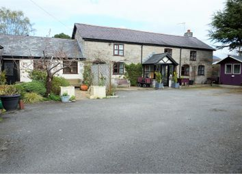 Thumbnail 5 bed detached house for sale in Rhewl, Ruthin