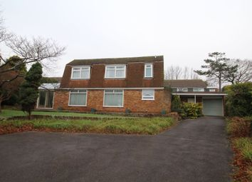 Thumbnail 4 bed detached house for sale in White Hill Drive, Bexhill-On-Sea