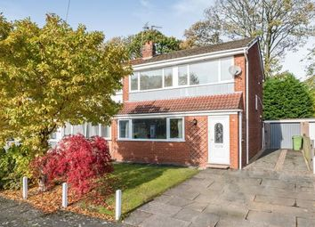 Thumbnail 3 bed semi-detached house for sale in Baileys Close, Widnes, Cheshire