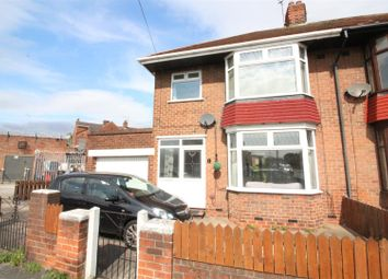 Thumbnail 3 bedroom semi-detached house for sale in Sutton House Road, Hull