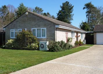 Thumbnail 4 bed bungalow for sale in Cromwell Close, Weeting, Brandon