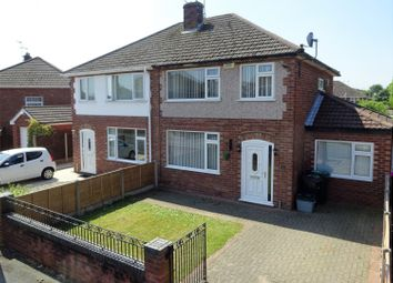 Thumbnail 4 bed semi-detached house for sale in Embassy Close, Chester
