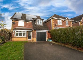 Thumbnail 4 bed detached house for sale in 5 Merlin Way, Stoke-On-Trent