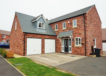 Thumbnail 5 bed detached house for sale in Minson Drive, Pershore