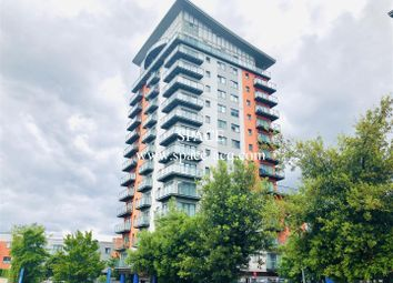 Thumbnail 3 bed flat to rent in Jigger Mast House, Mast Quay, London
