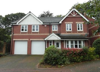 Thumbnail 4 bed detached house to rent in Rockingham Gardens, Rotherham