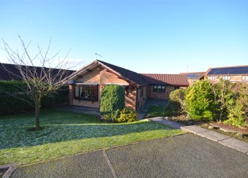 Thumbnail 3 bed detached bungalow for sale in Silvermere, Ashton-Under-Lyne