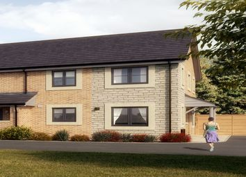 Thumbnail 3 bedroom semi-detached house for sale in Laureates Lane, Cockermouth, Cumbria