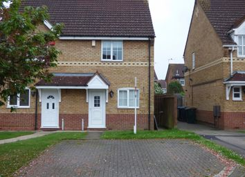 Thumbnail 2 bed semi-detached house to rent in Dorothy Powell Way, Walsgrave On Sowe, Coventry
