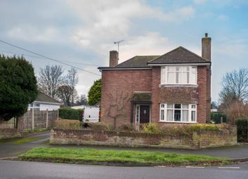 Thumbnail 3 bed detached house for sale in Sandhurst Road, Yeovil, Somerset