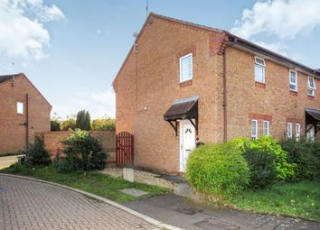 Thumbnail 2 bed semi-detached house for sale in Albany Walk, Woodston, Peterborough