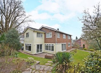 Thumbnail 4 bed detached house for sale in Outstanding Family House, Stow Park Crescent, Newport