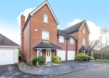 Thumbnail 5 bed town house for sale in Wolage Drive, Grove, Wantage