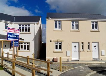 2 bed end terrace house for sale in Pond Bridge Moors Road, Johnston, Haverfordwest SA62