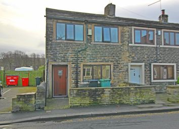 Thumbnail 1 bed terraced house for sale in Towngate, Newsome, Huddersfield