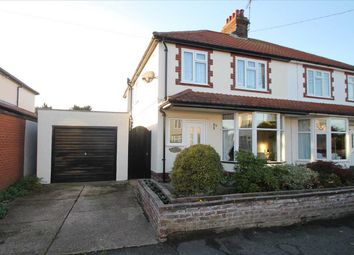 Thumbnail 4 bed property for sale in Looe Road, Old Felixstowe, Felixstowe