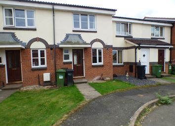 Thumbnail 2 bedroom property to rent in Chequers Close, Bobblestock, Hereford