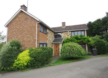Thumbnail 4 bedroom detached house for sale in Manor Road, Grendon, Northampton