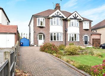 Thumbnail 3 bed detached house to rent in Henhurst Hill, Burton-On-Trent