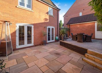Thumbnail 3 bed detached house for sale in Anson Road, Shepshed, Loughborough